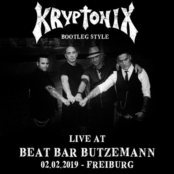 Kryptonix - Live