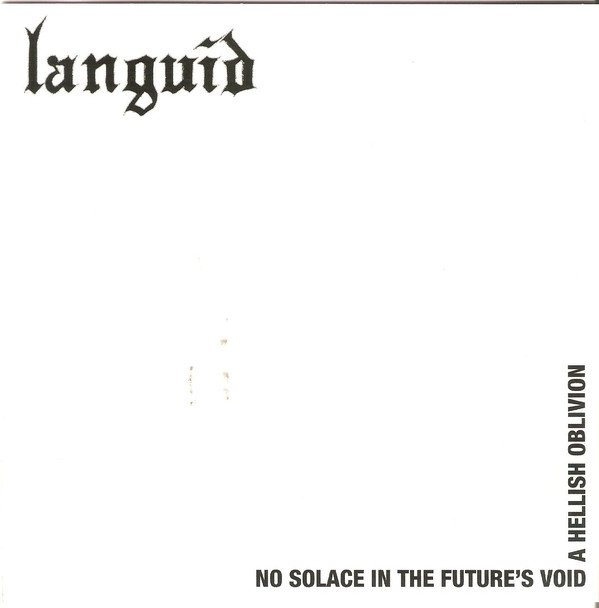 Languid - No Solace In The Future