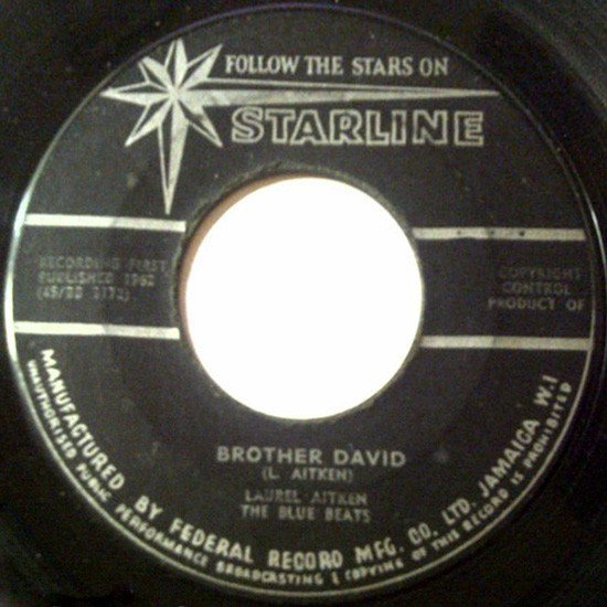 Laurel Aitken - Back To New Orleans / Brother David