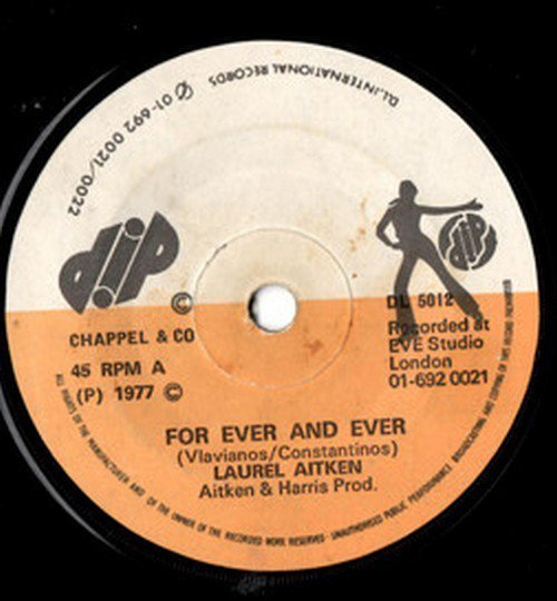 Laurel Aitken - For Ever And Ever