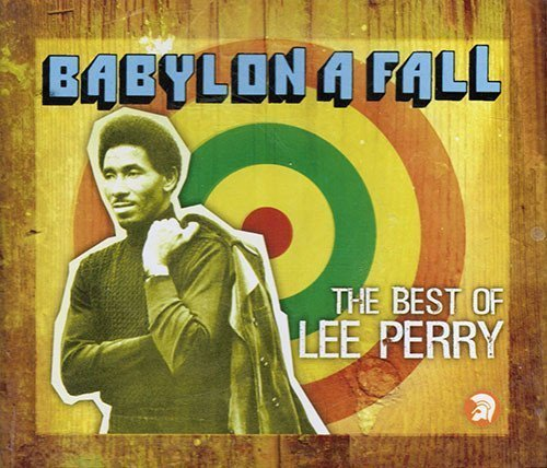 Lee Perry Meets Bullwackie - Babylon A Fall (The Best Of Lee Perry)