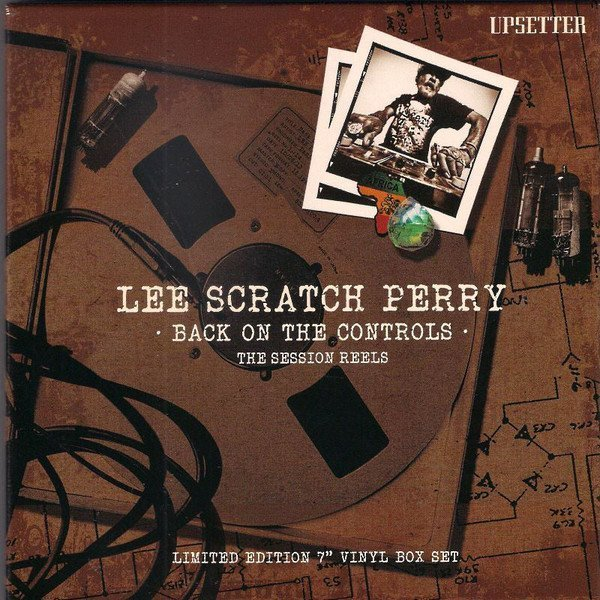 Lee Perry Meets Bullwackie - Back On The Controls: The Session Reels