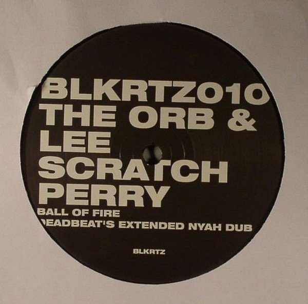 Lee Perry Meets Bullwackie - Ball Of Fire / Fuzzball