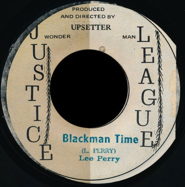 Lee Perry Meets Bullwackie - Blackman Time