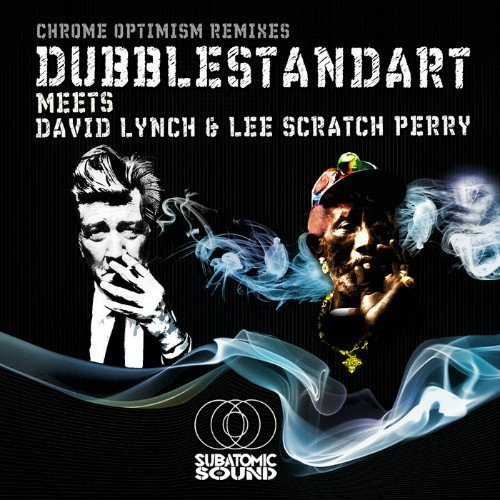 Lee Perry Meets Bullwackie - Chrome Optimism Remixes