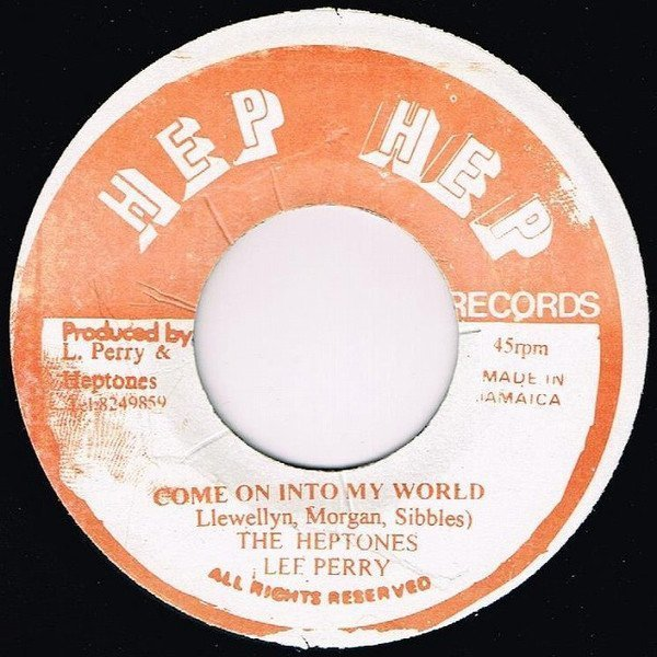 Lee Perry Meets Bullwackie - Come On Into My World / Third Generation