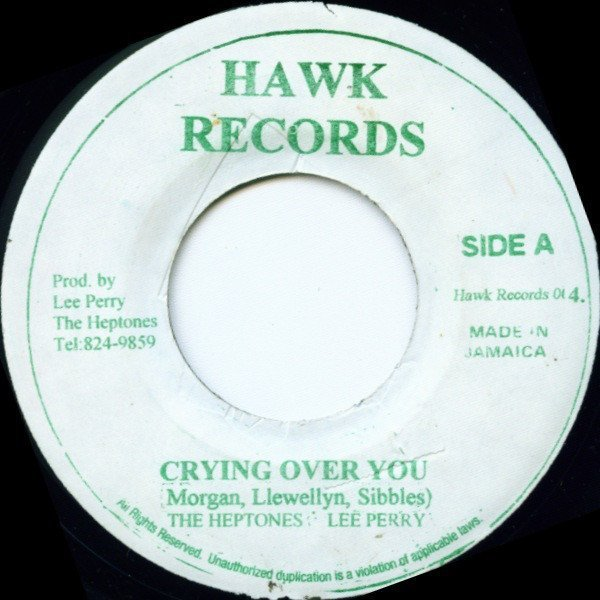 Lee Perry Meets Bullwackie - Crying Over You