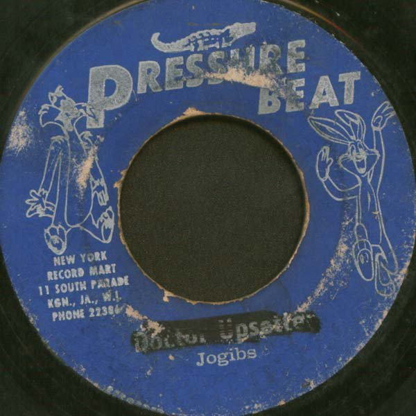 Lee Perry Meets Bullwackie - Dr. Upsetter / Upsetter Version