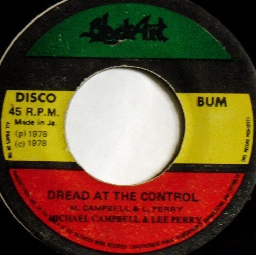 Lee Perry Meets Bullwackie - Dread At The Control