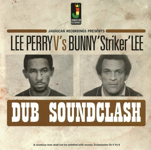 Lee Perry Meets Bullwackie - Dub Soundclash