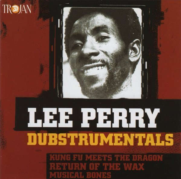 Lee Perry Meets Bullwackie - Dubstrumentals