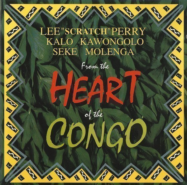 Lee Perry Meets Bullwackie - From The Heart Of The Congo