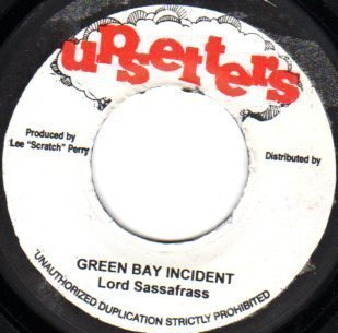 Lee Perry Meets Bullwackie - Green Bay Incident / Dreadlocks In Moon Light