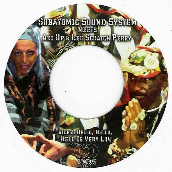 Lee Perry Meets Bullwackie - Hello, Hello, Hell Is Very Low / Bed Athletes