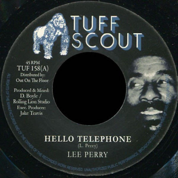 Lee Perry Meets Bullwackie - Hello Telephone