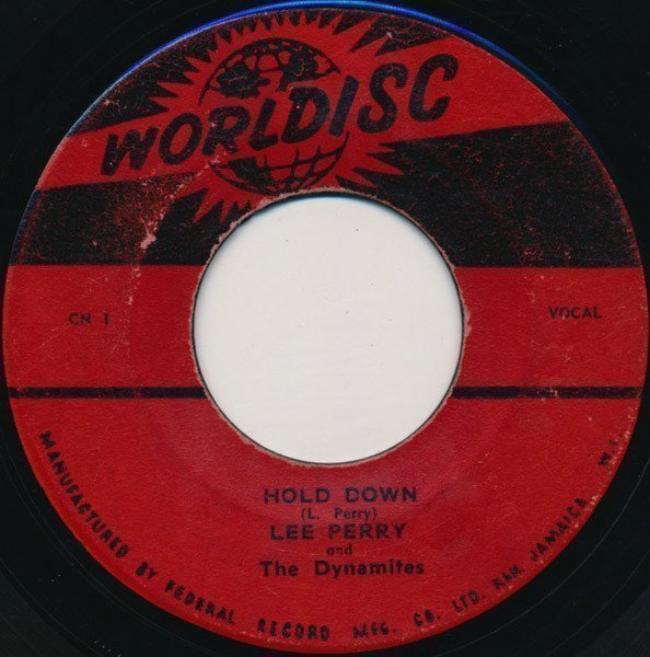 Lee Perry Meets Bullwackie - Hold Down / Wishes Of The Wicked