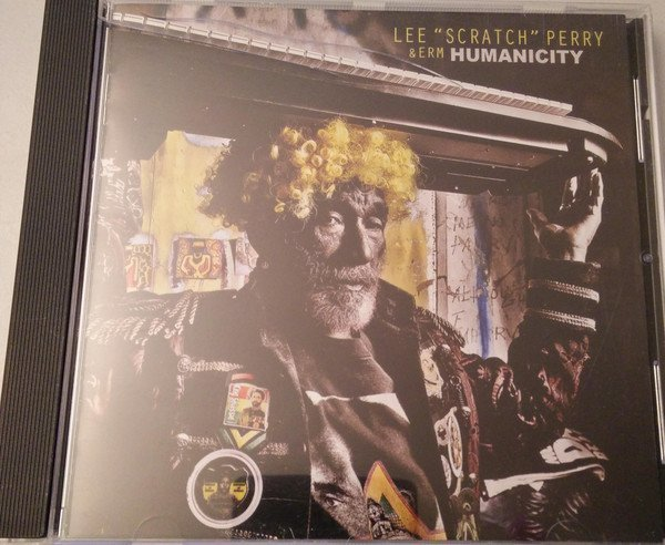 Lee Perry Meets Bullwackie - Humanicity