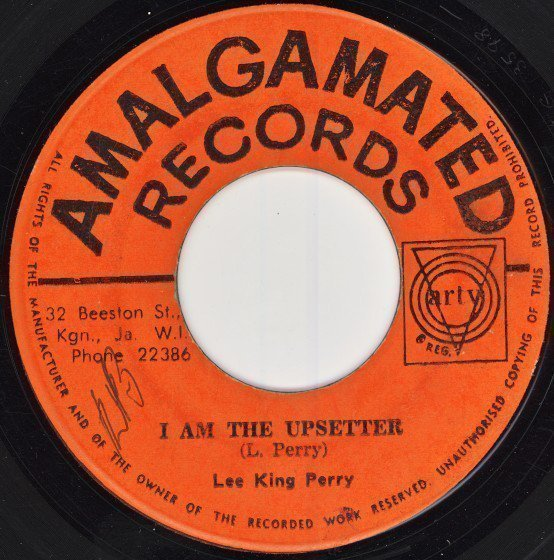 Lee Perry Meets Bullwackie - I Am The Upsetter / Thank You Baby