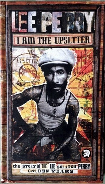 "Lee Perry Meets Bullwackie - I Am The Upsetter (The Story Of The Lee ""Scratch"" Perry Golden Years)"