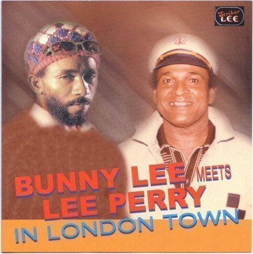 Lee Perry Meets Bullwackie - In London Town