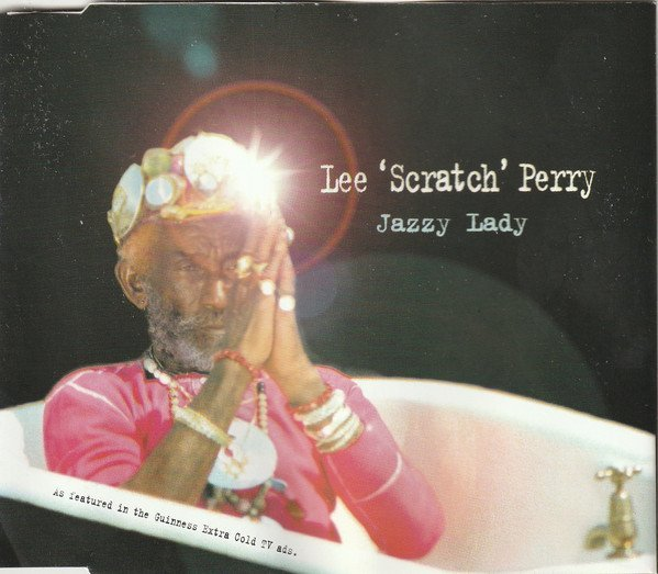 Lee Perry Meets Bullwackie - Jazzy Lady