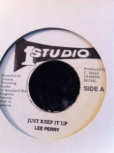Lee Perry Meets Bullwackie - Just Keep It Up