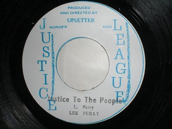 Lee Perry Meets Bullwackie - Justice To The People / Verse Two