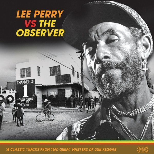 Lee Perry Meets Bullwackie - Lee Perry Vs. The Observer