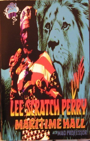 "Lee Perry Meets Bullwackie - Lee ""Scratch"" Perry Live At Maritime Hall"