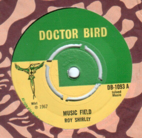 Lee Perry Meets Bullwackie - Music Field / Trial And Crosses