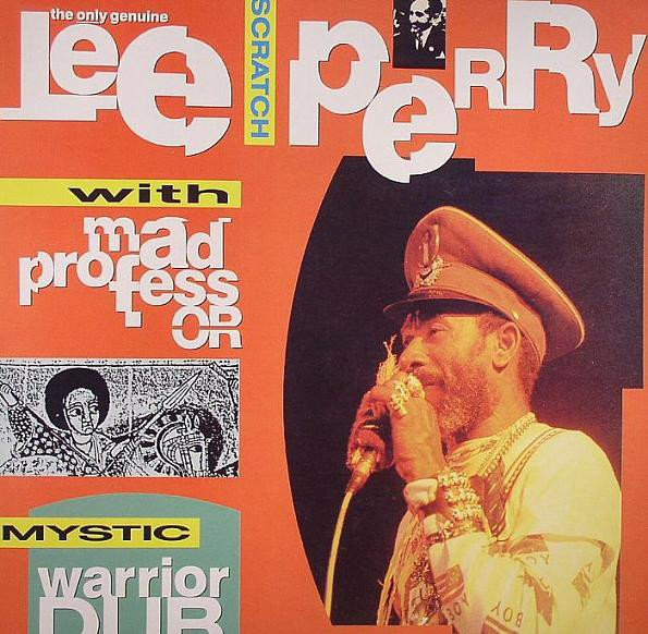 Lee Perry Meets Bullwackie - Mystic Warrior In Dub