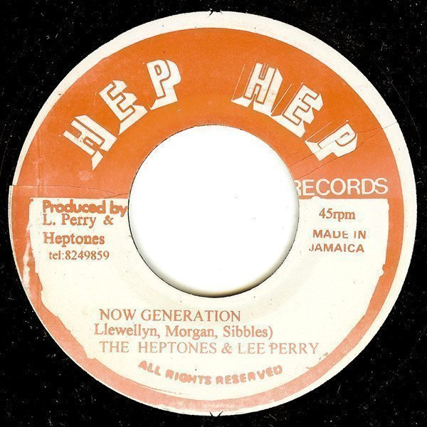 Lee Perry Meets Bullwackie - Now Generation