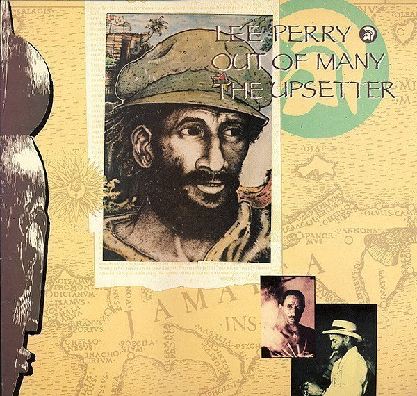 Lee Perry Meets Bullwackie - Out Of Many, The Upsetter