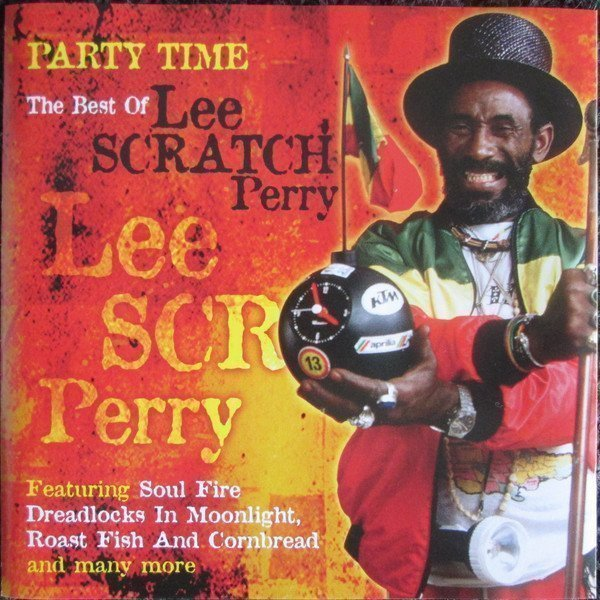 Lee Perry Meets Bullwackie - Party Time The Best Of
