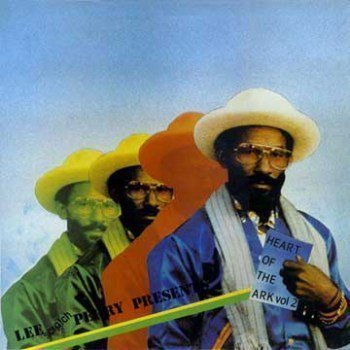 Lee Perry Meets Bullwackie - Presents - Heart Of The Ark Vol 2