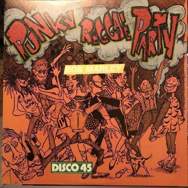 Lee Perry Meets Bullwackie - Punky Reggae Party