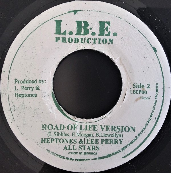 Lee Perry Meets Bullwackie - Road Of Life