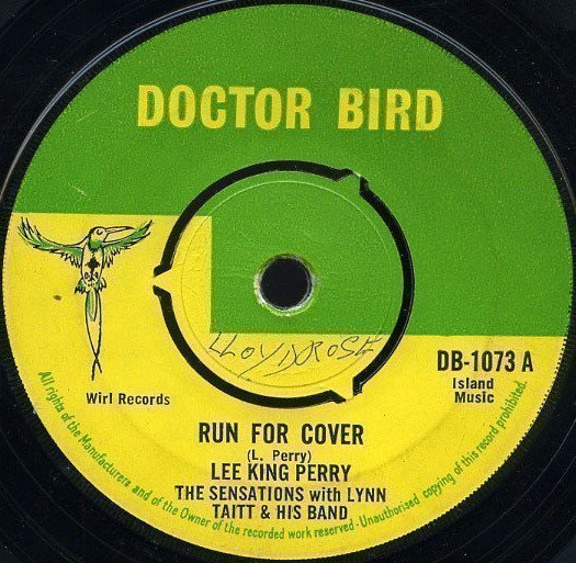 Lee Perry Meets Bullwackie - Run For Cover
