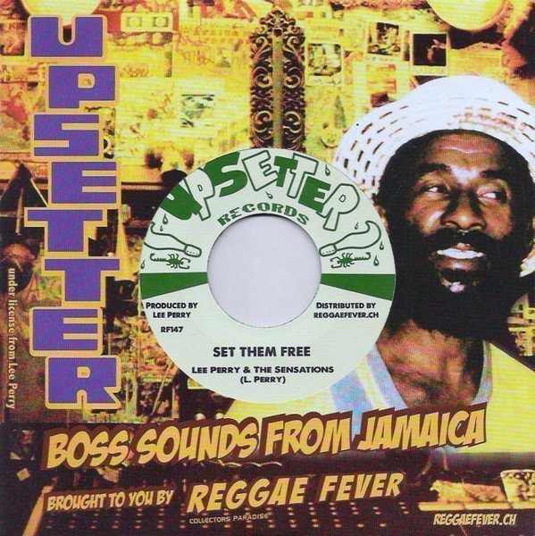 Lee Perry Meets Bullwackie - Set Them Free / Don