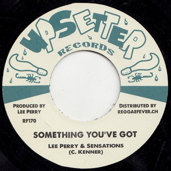 Lee Perry Meets Bullwackie - Something You