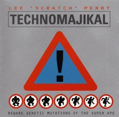 Lee Perry Meets Bullwackie - TechnoMajikal
