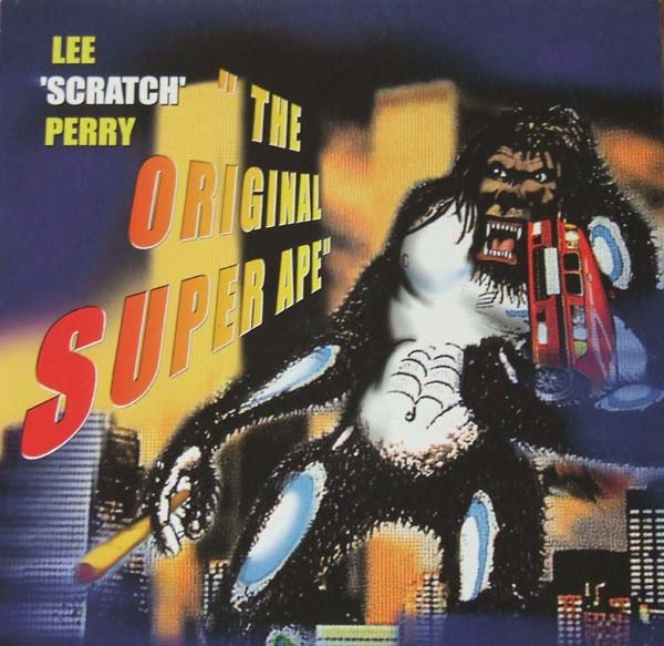 Lee Perry Meets Bullwackie - The Original Super Ape