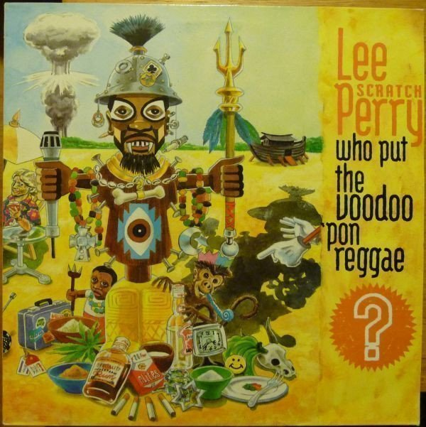 Lee Perry Meets Bullwackie - Who Put The Voodoo