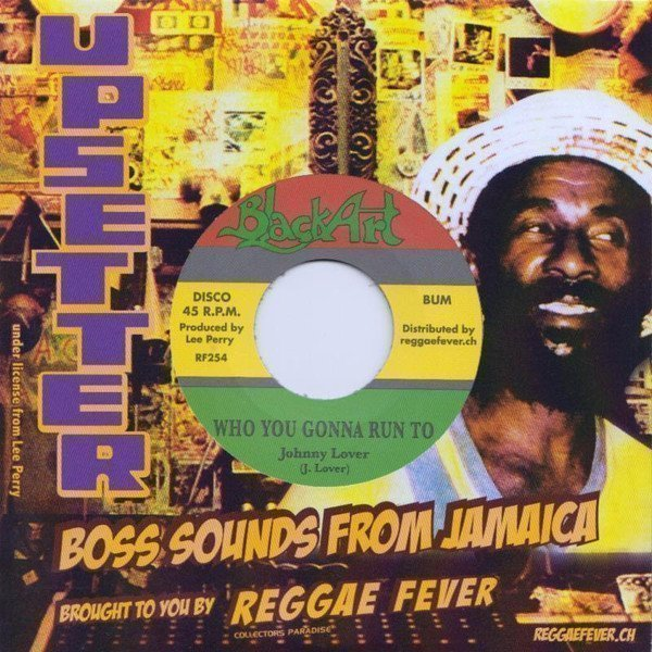 Lee Perry Meets Bullwackie - Who You Gonna Run To / Zion