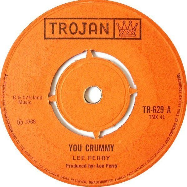 Lee Perry Meets Bullwackie - You Crummy / Sentence