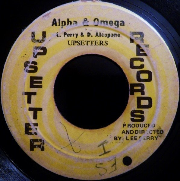 Lee Scratch Perry - Alpha & Omega / King Alpha