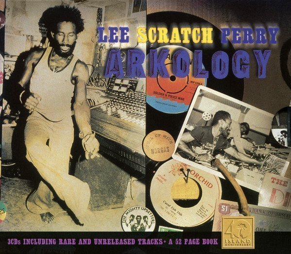 Lee Scratch Perry - Arkology