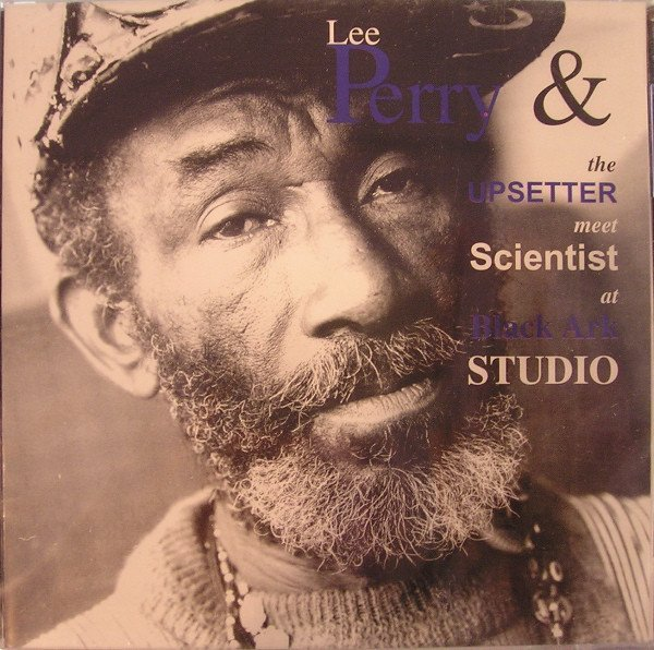Lee Scratch Perry - At Black Ark Studio