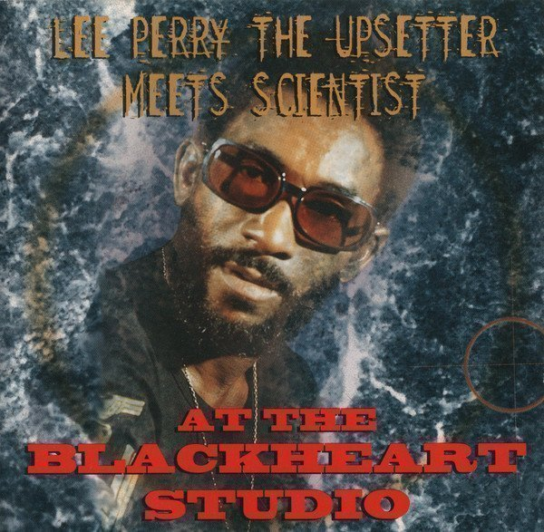 Lee Scratch Perry - At The Blackheart Studio