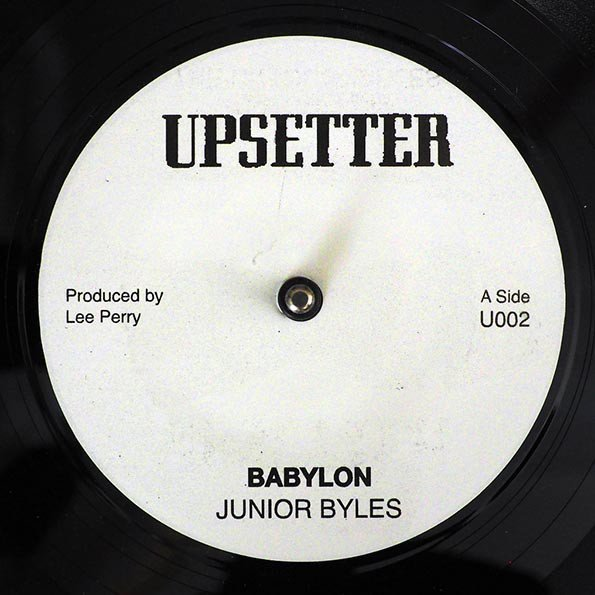 Lee Scratch Perry - Babylon / Better Reach